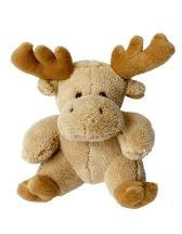 Soft Plush Moose Carina