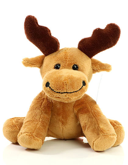 Zoo Animal Moose Emil