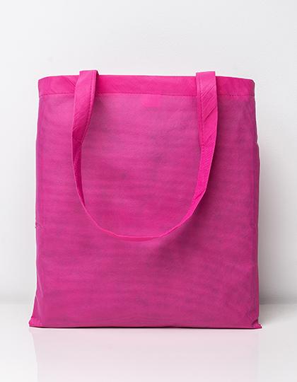 PP-non-woven bag, long handles